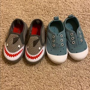 Toddler Shoes - 2 pair, like new
